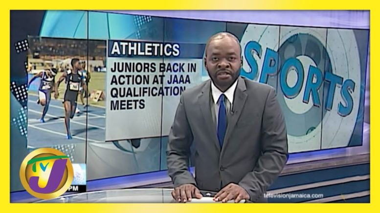Jamaican Juniors Back in Action at JAAA Qualification Meets - April 20 2021 1
