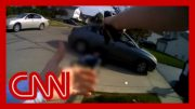 Body cam video shows cop shooting Black teen who had charged two women with a knife 2