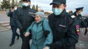 Nearly 1,800 detained at protests in Russia 2