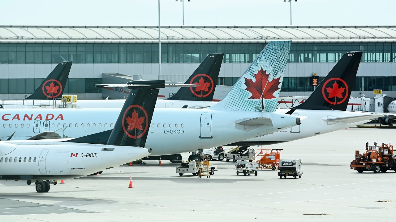 Canada has imposed a ban on passenger flights from India, Pakistan for the next 30 days. 1