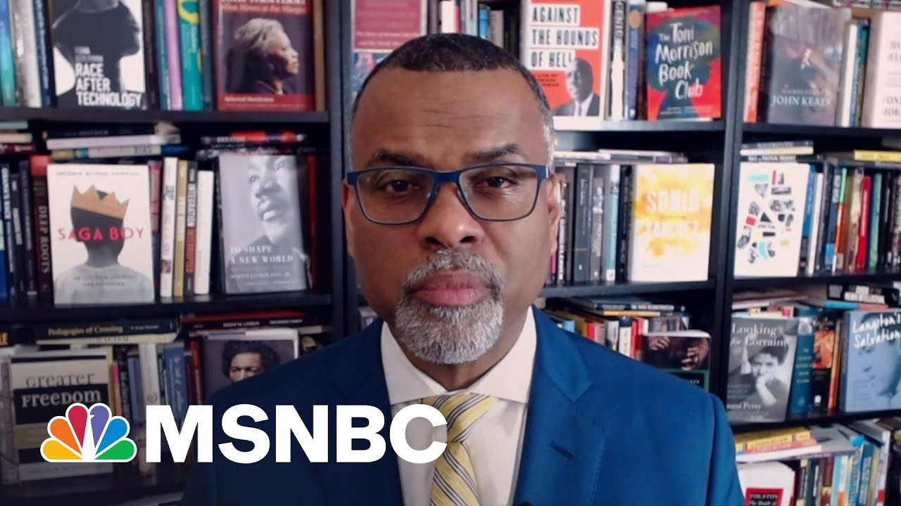 Glaude: Our History Of Police Abuse Will Not Be 'Resolved By One Verdict'   The Last Word   MSNBC 1