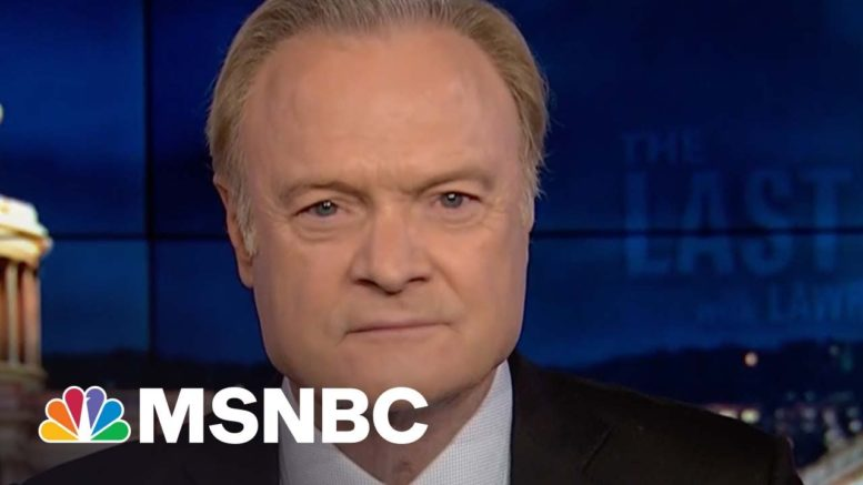 Watch The Last Word With Lawrence O'Donnell Highlights: April 1 | MSNBC 1