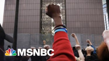 Chauvin Verdict Forces National Conversation On Police Reform | The 11th Hour | MSNBC 6