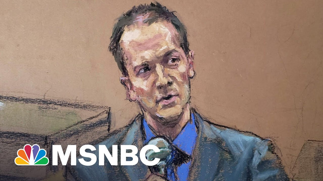 A Chauvin Guilty Verdict Doesn't Mean The System Is Working | The 11th Hour | MSNBC 1