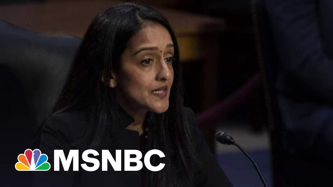 Senate Confirms Vanita Gupta As Associate Attorney General   Rachel Maddow   MSNBC 1
