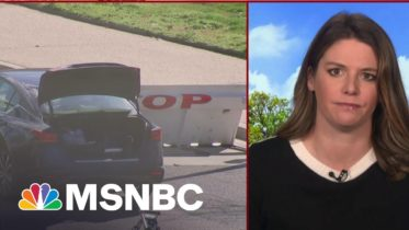 NBC's Kasie Hunt On The Death Of A USCP Officer: It Felt Like A Punch In The Gut | Deadline | MSNBC 6