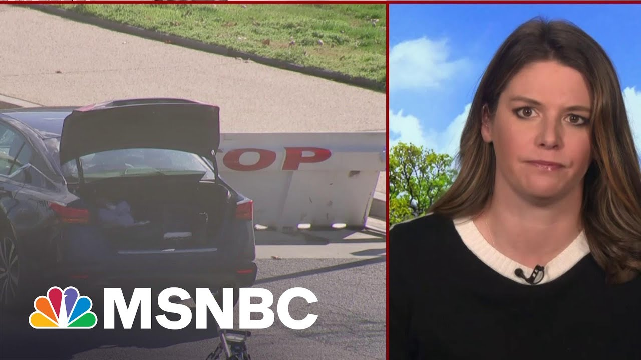 NBC's Kasie Hunt On The Death Of A USCP Officer: It Felt Like A Punch In The Gut | Deadline | MSNBC 5