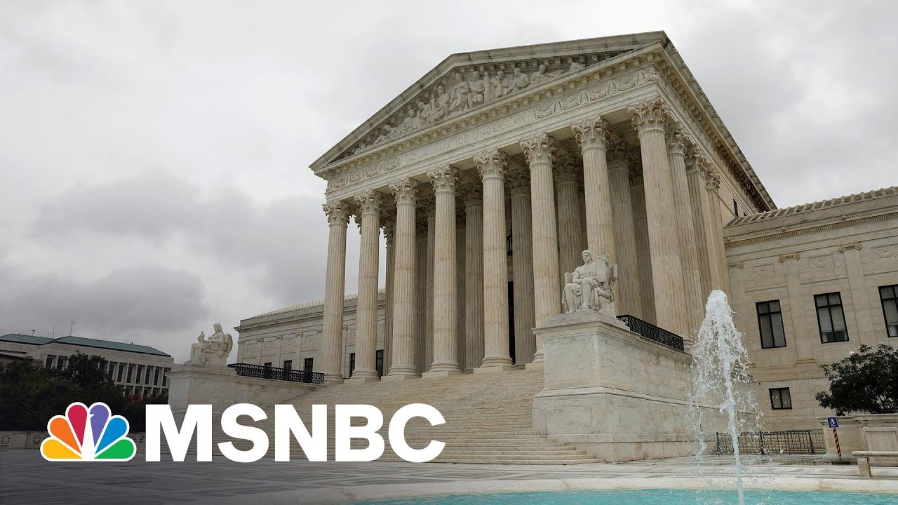 Supreme Court Rules Juvenile Offenders Can Be Given Life Sentences   Hallie Jackson   MSNBC 1