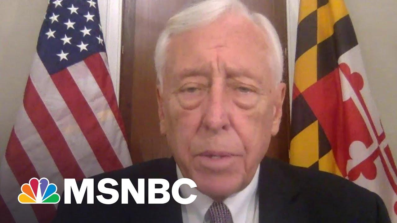 House Set To Vote On Washington DC Statehood Bill | Morning Joe | MSNBC 8