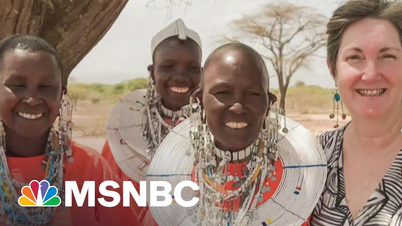 The Women Over 50 Making A Difference On The Environment | Morning Joe | MSNBC 1