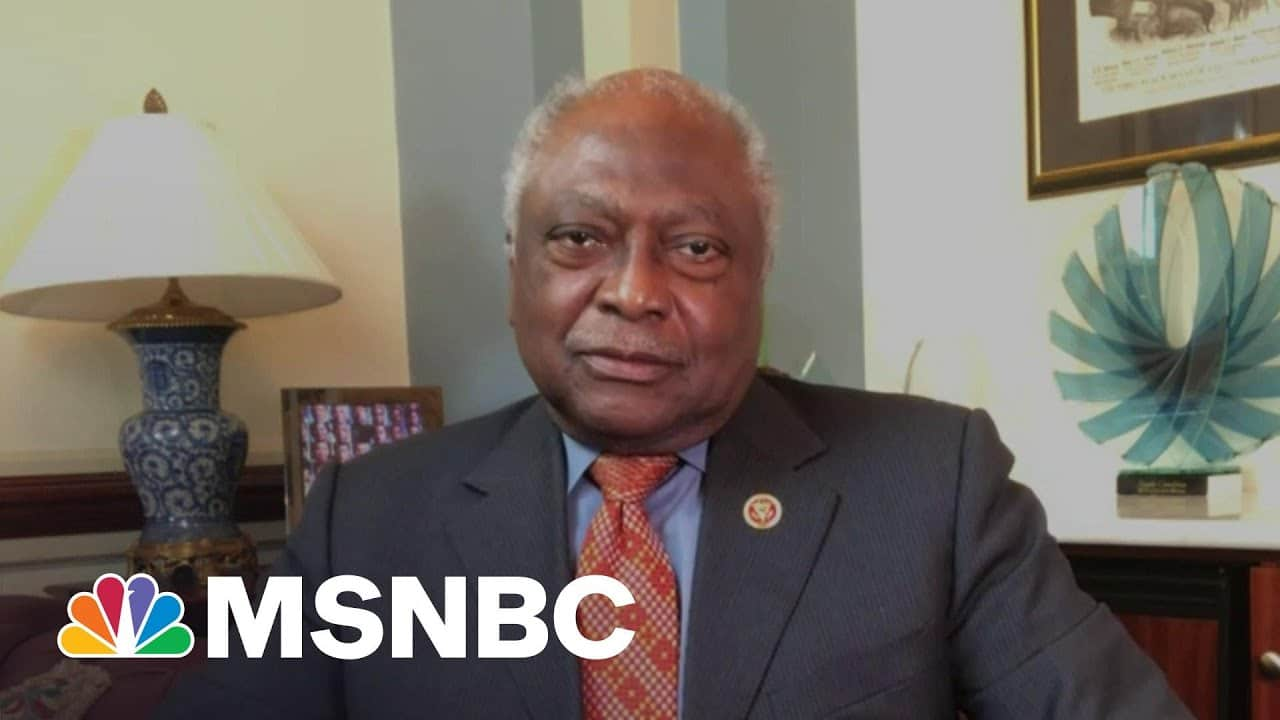 Clyburn: Questioning Possible 'Insider Dealing' On Emergent Contract With Trump Admin 3