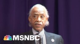 Rev. Sharpton At Daunte Wright Funeral: 'We Came To Bury The Prince Of Brooklyn Center' | Katy Tur 9