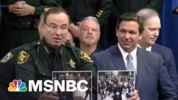Lawmakers In 34 States Have Introduced More Than 80 Anti-Protest Bills   The ReidOut   MSNBC 1