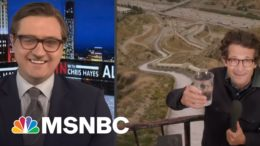 From Toilet To Tap: The Los Angeles Plan To Recycle Wastewater | All In | MSNBC 2