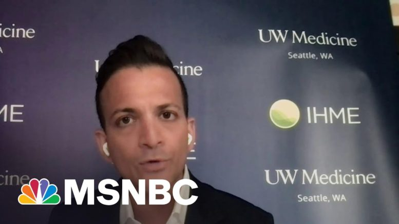 Dr. Vin Gupta's Message To Young People: 'You Are Not Immune' To Covid-19 | Deadline | MSNBC 1