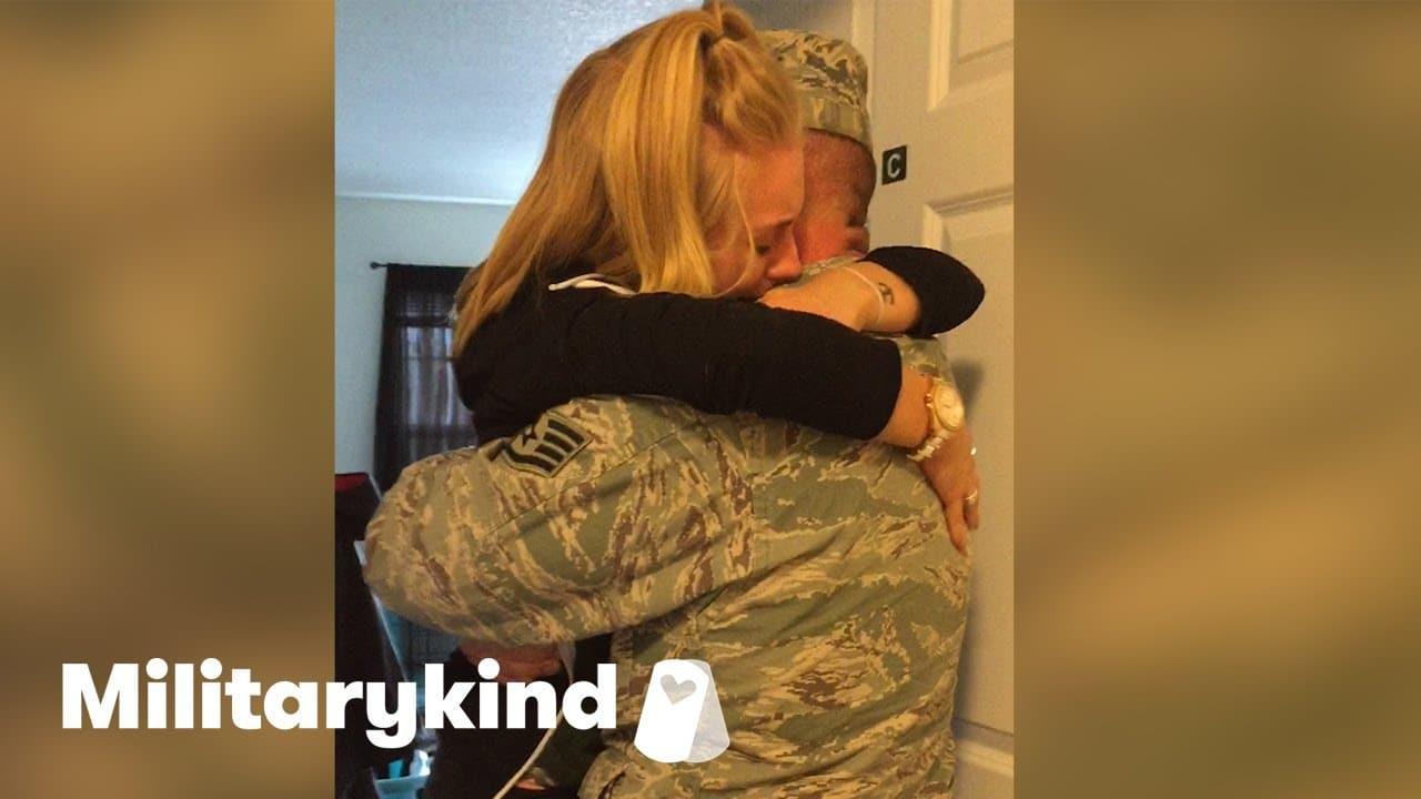 Soldier brings daughter to tears | Militarykind 8