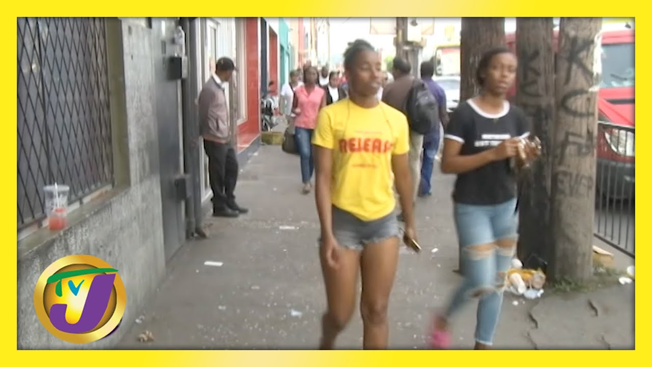 Violence Against Women in Jamaica   TVJ All Angles - April 21 2021 1