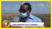 Former MP Pearnel Charles vs St. Thomas Residents Land Dispute in Jamaica   TVJ News - April 21 2021 4