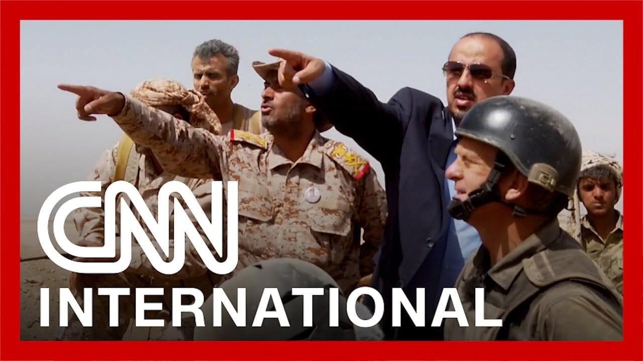 CNN goes to front line of Yemen's key battleground 1