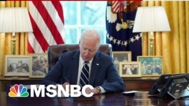 The Case For A Boring President | All In | MSNBC 10
