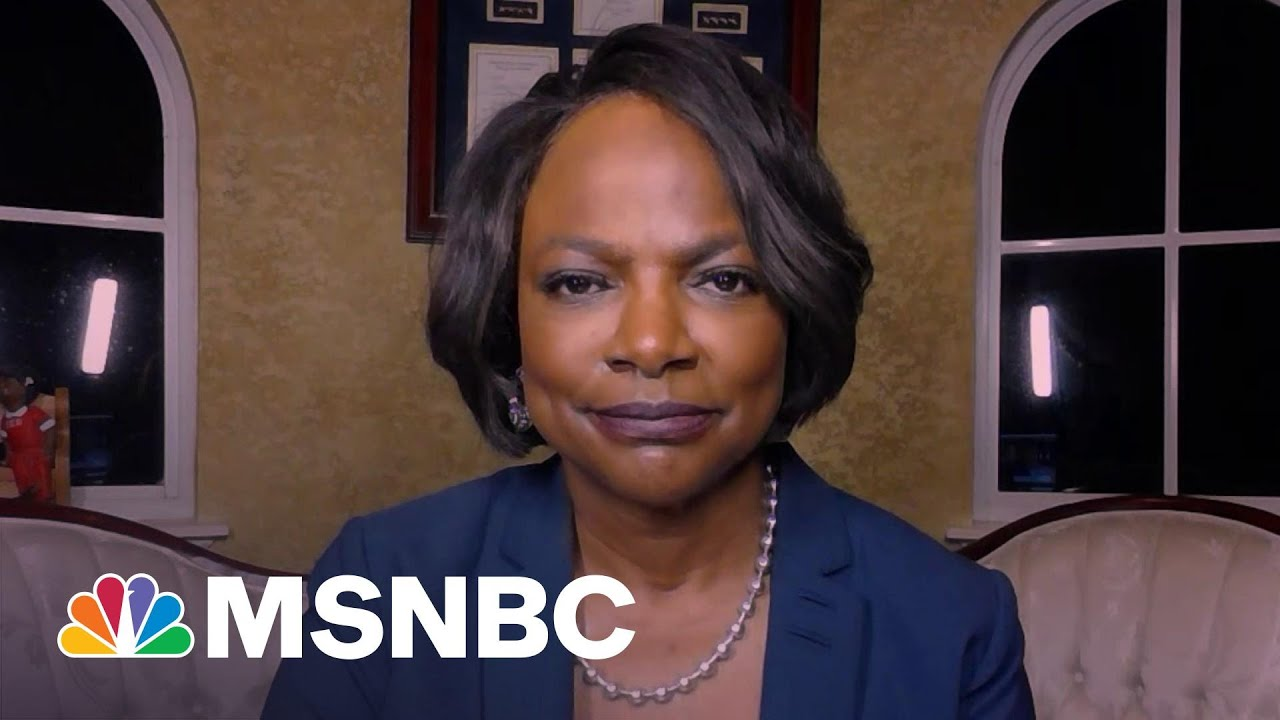 Rep. Demings: 'You Better Believe' Chauvin Conviction Gets The Attention Of Officers | The Last Word 1