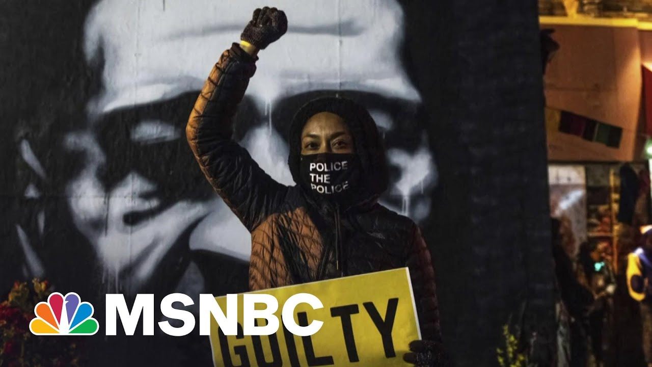 Congress Faces Intense Pressure To Act On Police Reform   The 11th Hour   MSNBC 3