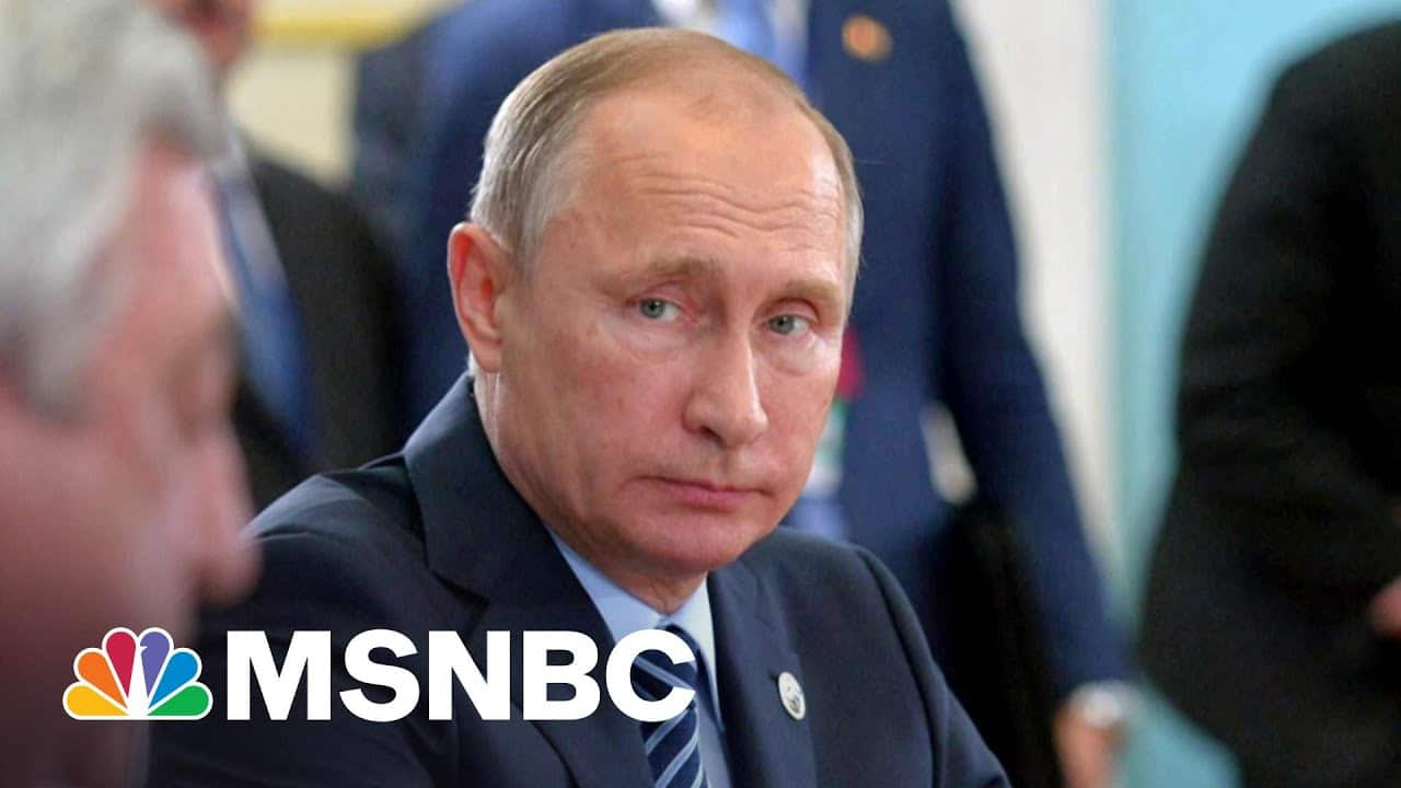 Biden White House Keeping An Eye On A Defiant Vladimir Putin | The 11th Hour | MSNBC 1