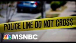 McCaffrey: It's Easier To Make An Army Ranger Than A Good Cop | The 11th Hour | MSNBC 4