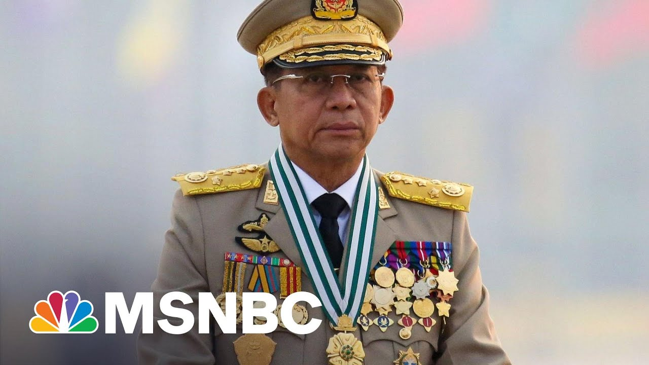 To Protect Bottom Line, Chevron Aims To Tie US Hands Against Military Junta In Burma | Rachel Maddow 9