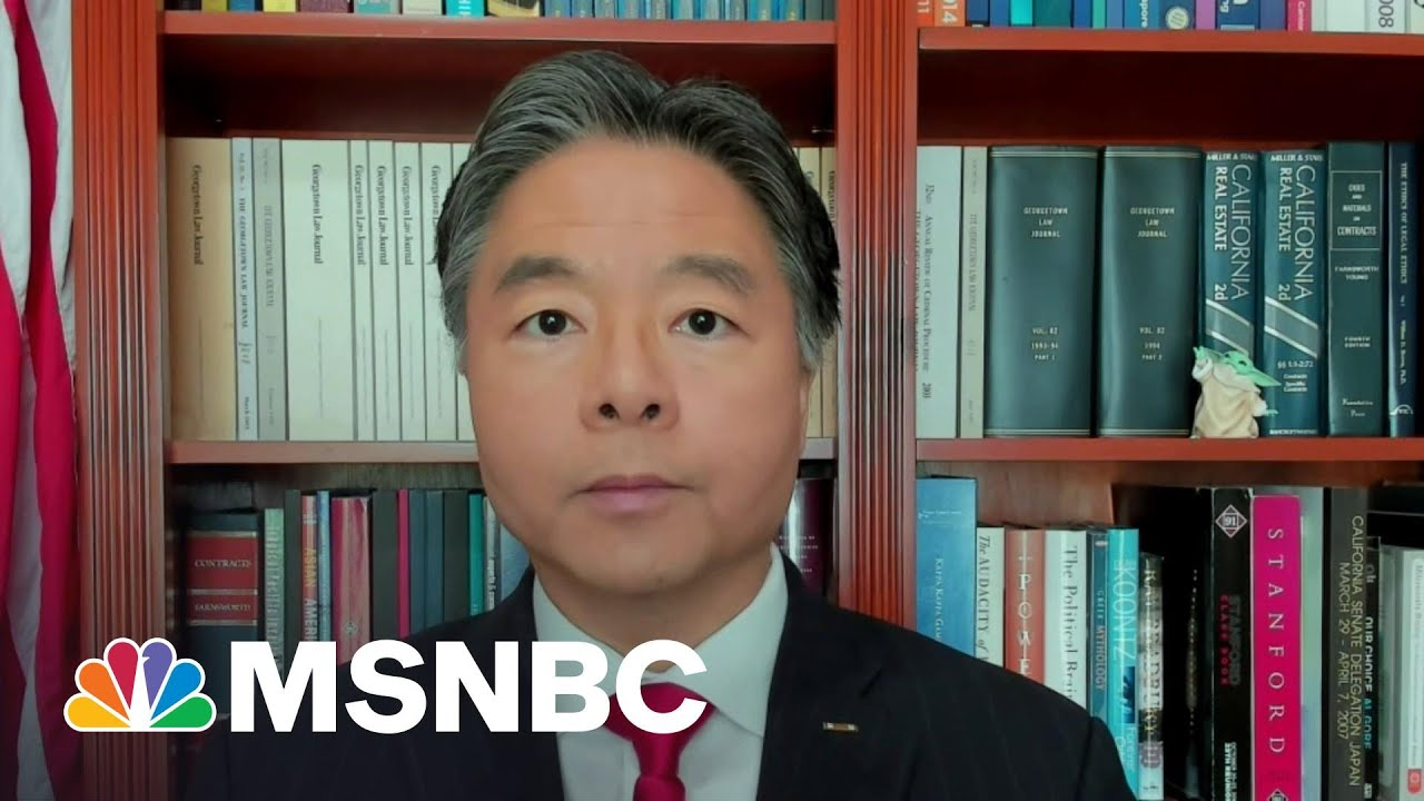 Rep. Ted Lieu: 'We're Seeing The Political Awakening Of Asian-American Community' | Deadline | MSNBC 7