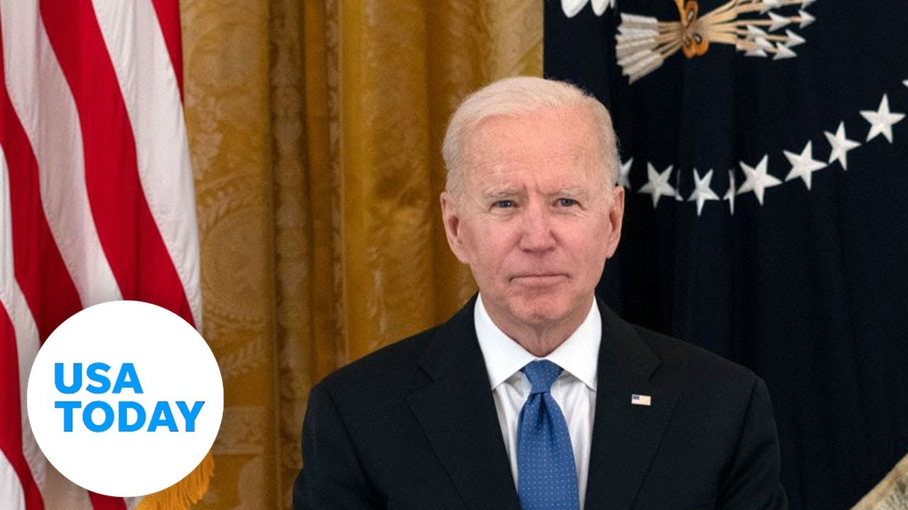 President Joe Biden delivers remarks on March jobs report | USA TODAY 1