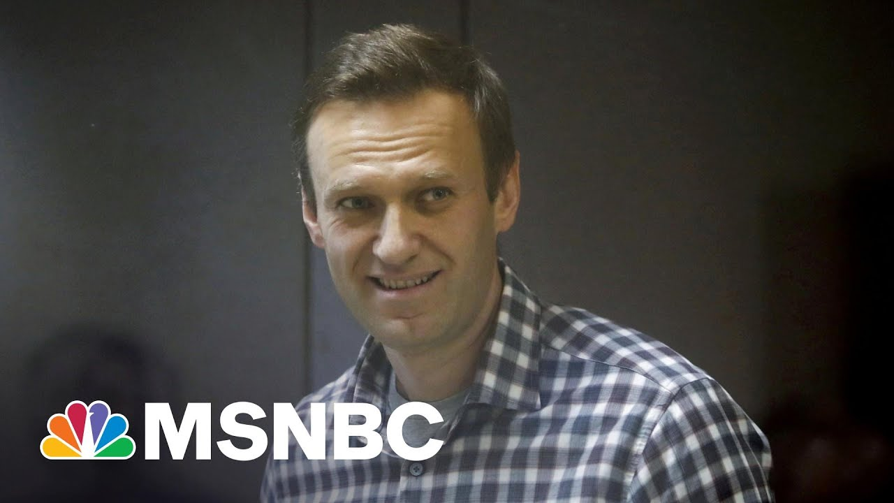 Putin Critic Alexei Navalny Ends Hunger Strike As Russia Withdraws Troops From Ukrainian Border 1