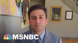 The Benefits Of The Johnson & Johnson Vaccine Far Outweigh The Risk | Craig Melvin | MSNBC 4