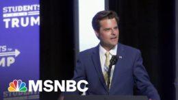 Embroiled In DOJ Sex Probe, Gaetz Taps Pardoned Trump Ally Roger Stone For Backup 6