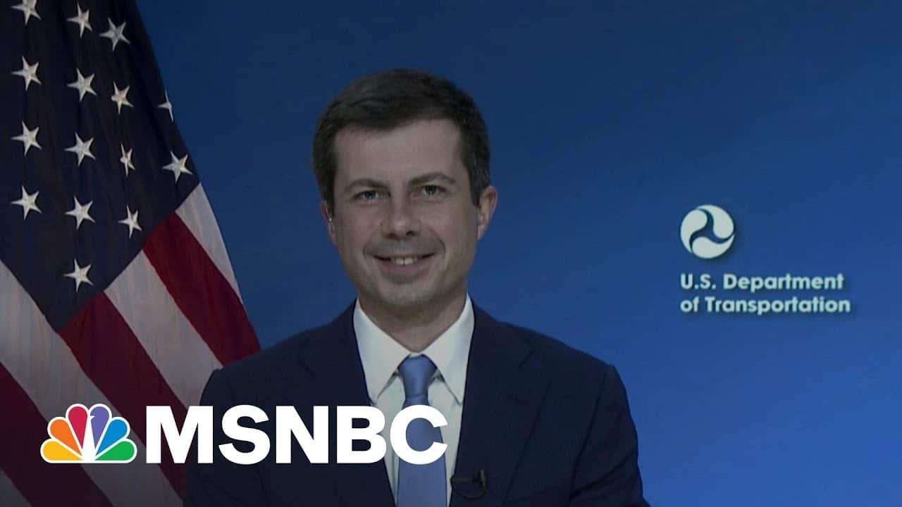 Going Big: Buttigieg On Jobs Agenda & GOP Resistance | The Beat With Ari Melber | MSNBC 5