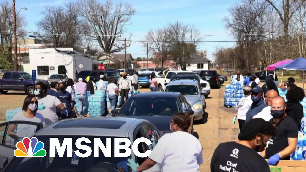 Jackson, Mississippi Suffers Water Crisis As Aging Water Infrastructure Problem Grows | MTP Daily 1