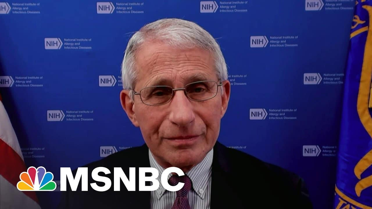 Dr. Fauci On Sen. Johnson's Comments Against Vaccinations: 'We Are Dealing With An Emergency' 3