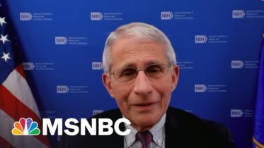 Full Interview: Ayman One-On-One With Dr. Fauci | Ayman Mohyeldin | MSNBC 6