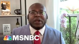 Jason Johnson On Police Reform: 'We Can't Lose This Moment' | Deadline | MSNBC 6