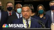 How The Prosecution Of Derek Chauvin Was 'Unique From The Start' | The ReidOut | MSNBC 3
