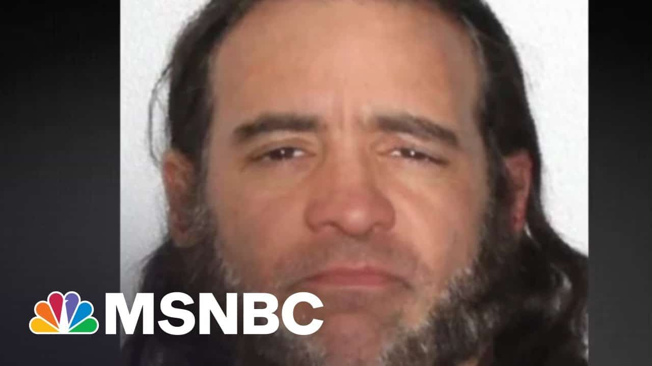 'We Are Not A Match': Capitol Rioter Arrested After Bumble Match Alerts Feds | All In | MSNBC 4