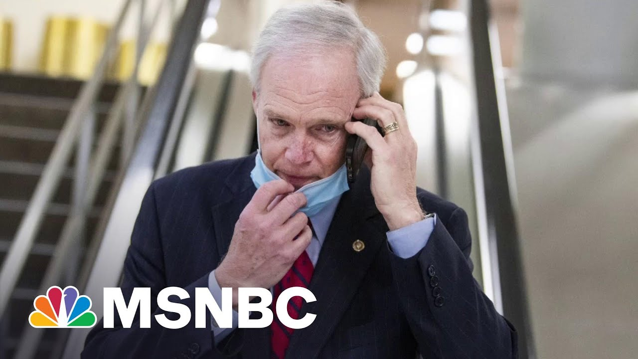 'No Accountability To The Truth': Ron Johnson Tests The Viability Of Trumpism | All In | MSNBC 7