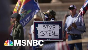 Arizona Republicans Conduct Election 'Audit' Fueled By Trump's Big Lie | All In | MSNBC 6