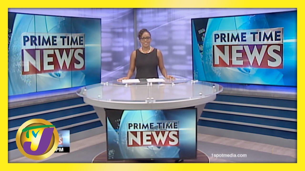 Jamaican News Headlines | TVJ News - April 22 2021 1