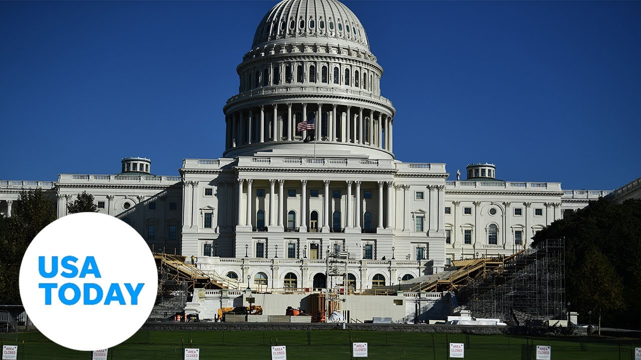 Police respond to 'possible shooting' at US Capitol | USA TODAY 5
