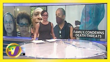 Jamaican Journalist Michael Sharpe's Family & Friends Condemn Death Threats - April 22 2021 6