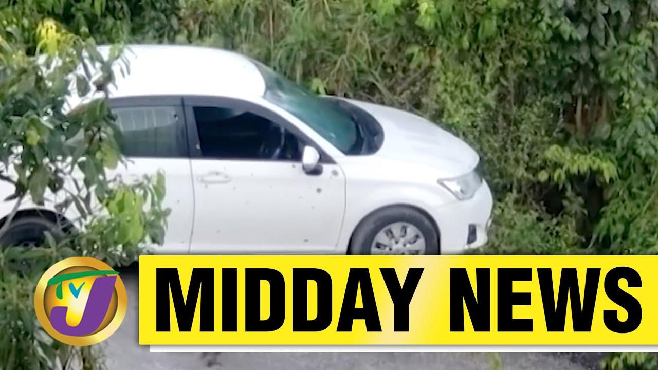 Police Shoot 3, Fourth Man on the Run in Westmoreland, Jamaica - April 23 2021 1
