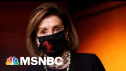 Biden Looks To Pelosi To Get His Agenda Passed On The Hill | The 11th Hour | MSNBC 3