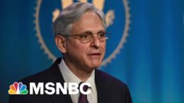 Biden's DOJ Commits To Thorough Investigations On Policing | The 11th Hour | MSNBC 6