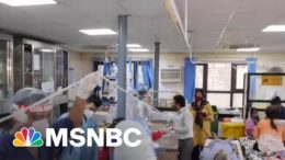 'Out Of Control': India Experiencing Massive Covid Surge | The ReidOut | MSNBC 7